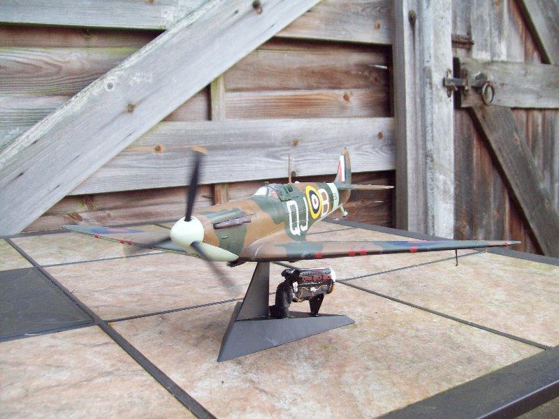 1/24 Airfix Supermarine Spitfire MK1a - Forum